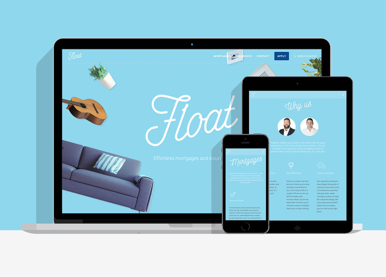 float-mortgages